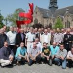"Onthulling van ""De Steek"" op 30-4-2011"