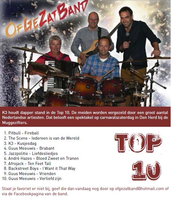 OfGeZatBand top-10